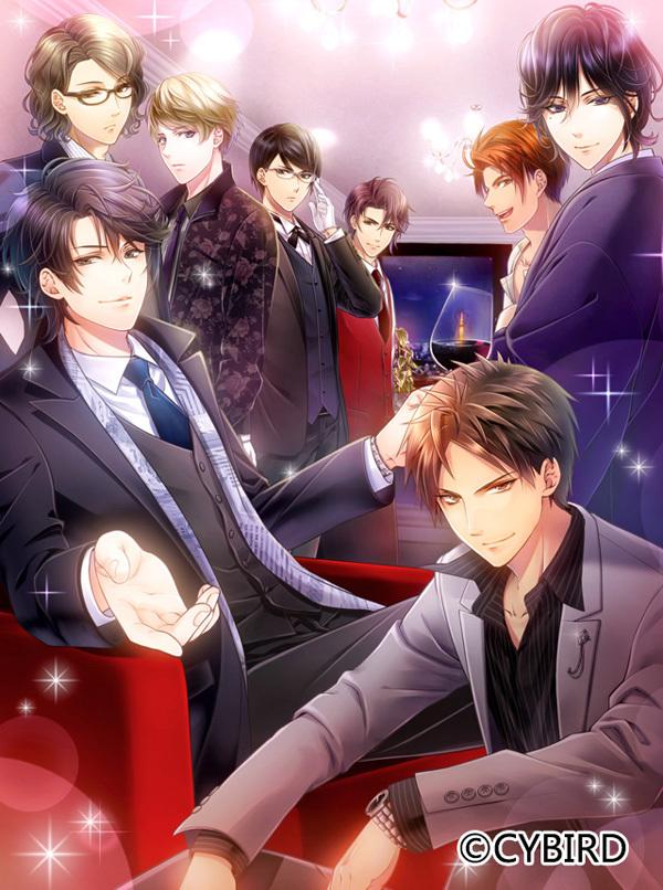女性游戏新纪元 数字天空签约八款日本美男游戏