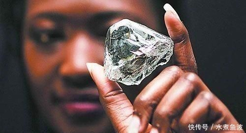 <b>非洲人郁闷自己的钻石又大又实惠,中国人来了为什么不买呐</b>