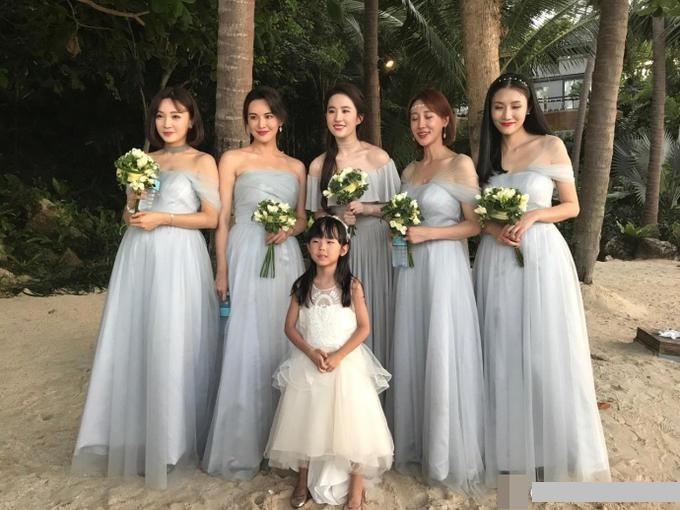 女人对比有伤害,刘亦菲当伴娘群芳黯淡无光 - 枫叶飘飘 - 欢迎诸位朋友珍惜一份美丽的相遇,珍藏