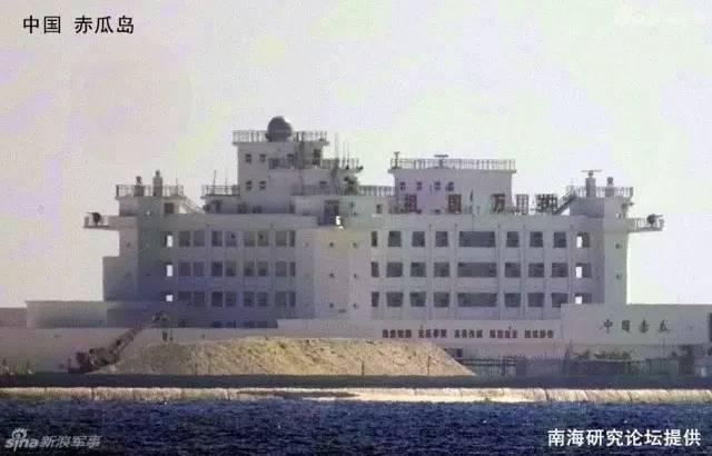 超出你想象:中国已掌控南海90岛礁面积 - 一统江山 - 一统江山的博客