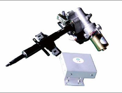 由eps控制器,扭矩传感器,电机总成和减速装置组成,是新一代汽车电动