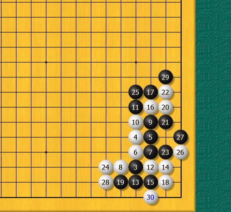 中国围棋的规则 和怎么走法怎么收棋子?