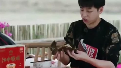 《向往的生活》张杰:二弟不是赵丽颖吗?没想到他知道这个梗啊!