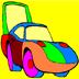 车的彩色书: