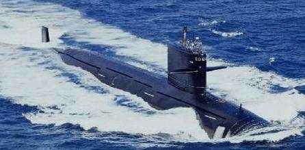 中国攻击型核潜艇排水2万吨:噪音95分贝 - 一统江山 - 一统江山的博客