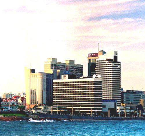 中型酒店直线职能结构图