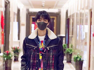 王俊凯放假啦!期末考试后元气满满现身机场,快来围观