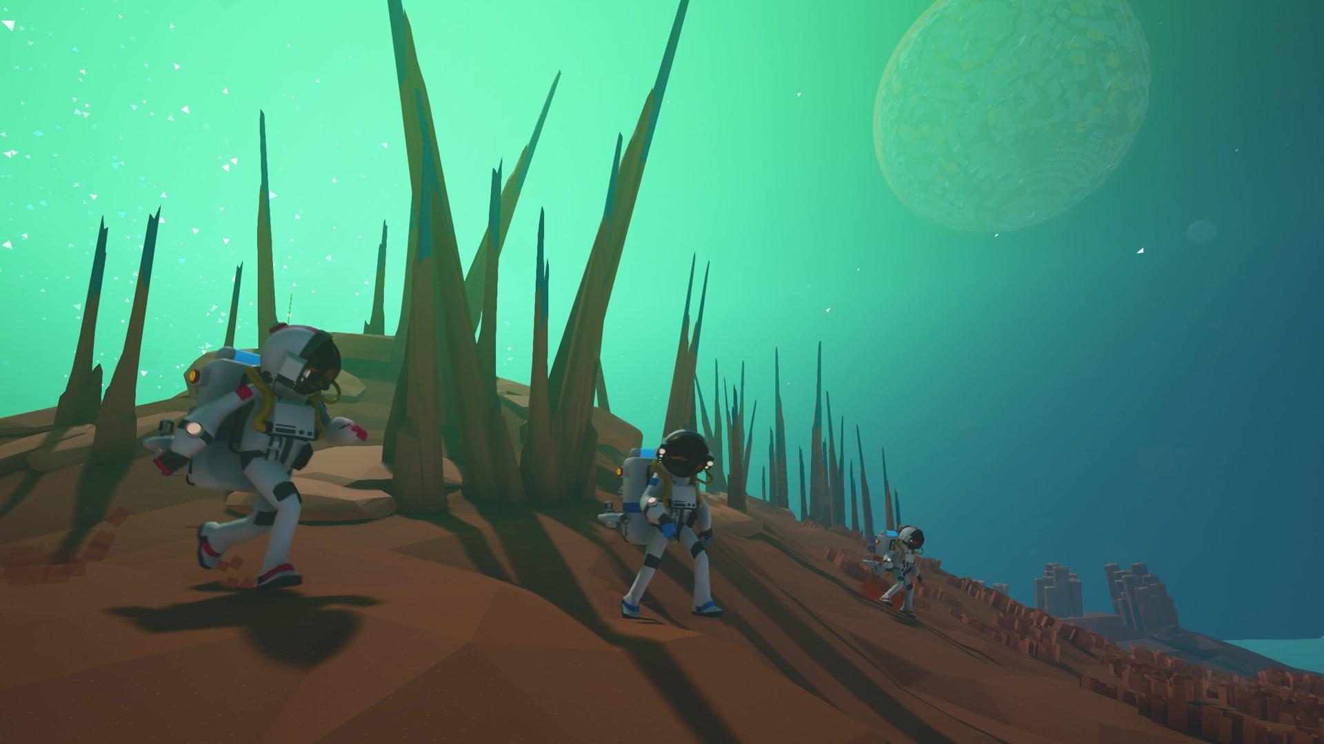 《异星探险家》现已登陆Steam商店