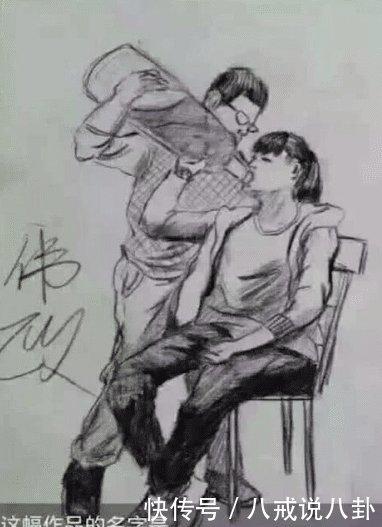 那些美术联考中让老师哭笑不得的作品,最后一幅直接给了99分!