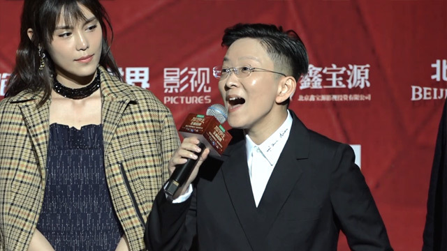 """王珮瑜从京剧""""跨界""""到流行音乐很轻松"""