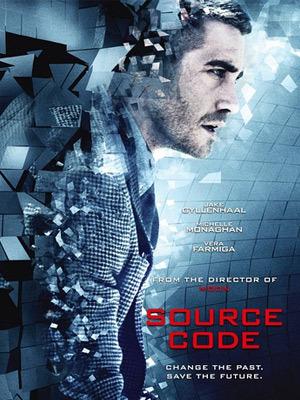 《源代码》电影海报