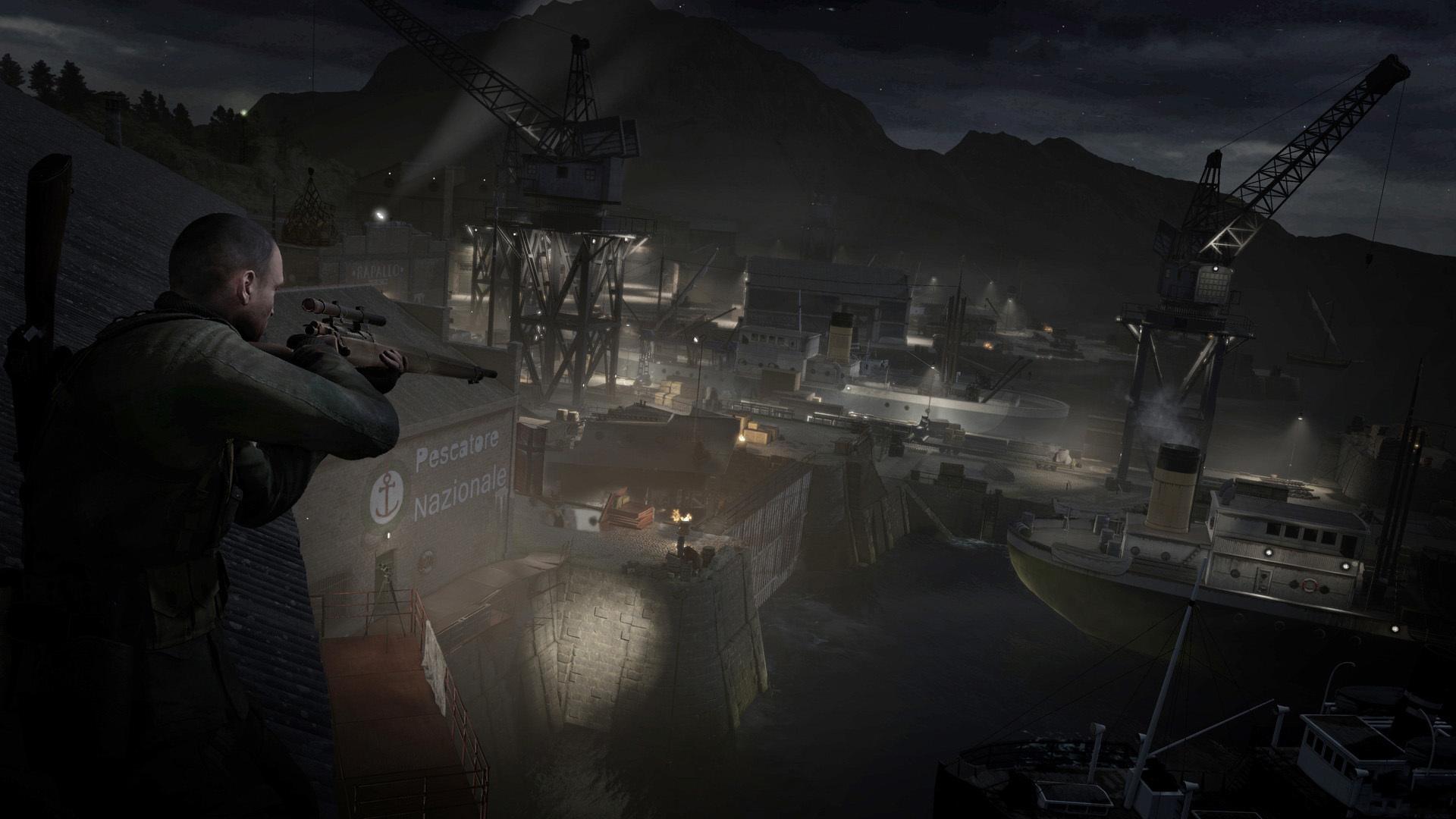 《狙击精英4》宣布跳票