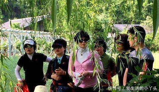 400万韩国人蜂拥而至来到中国,据说是来看祖先