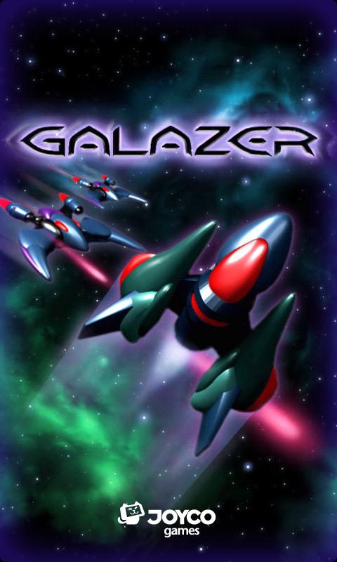 超级太空战争 Galazer截图1