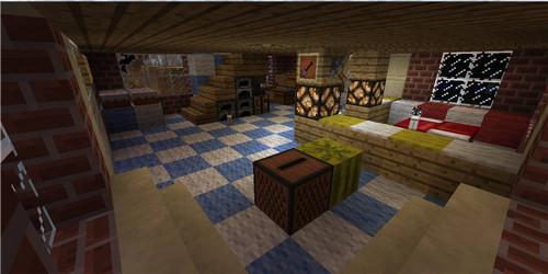 我的世界房子装修设计图 卧室内怎么装修好看
