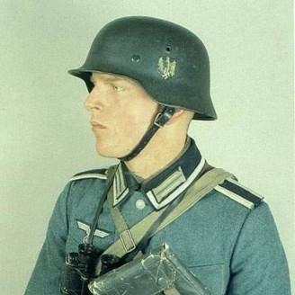 二战德军军服