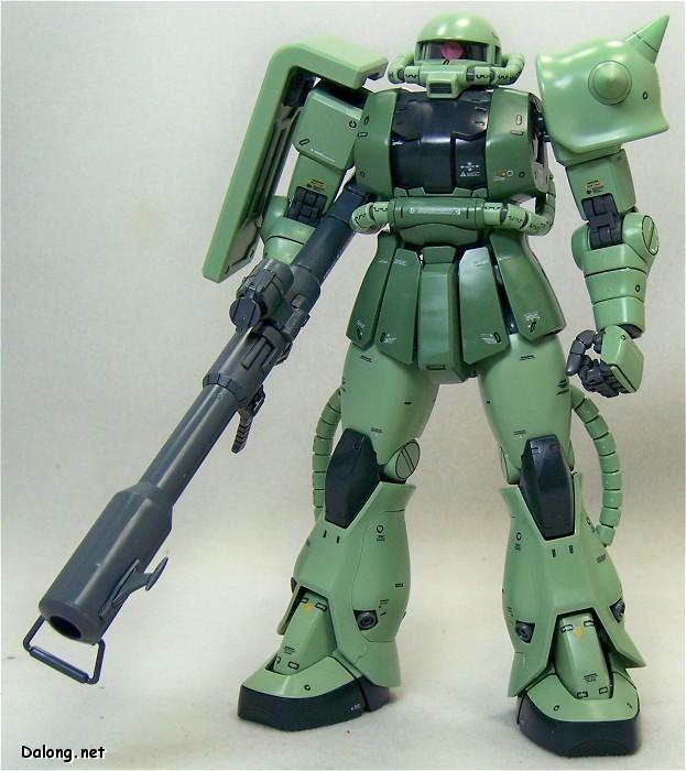 MG106扎古IIF2.0版