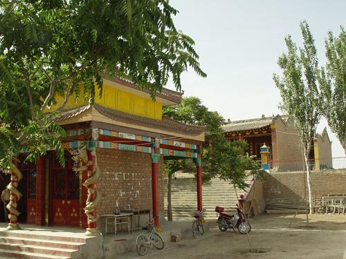 小型寺院设计图