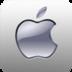 苹果主题桌面: