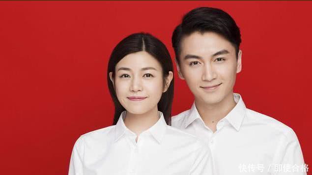 5位明星结婚证件照,陈妍希陈晓很面瘫,最后一