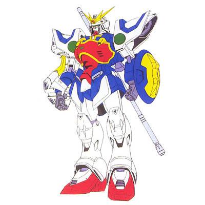 XXXG-01S神龙高达