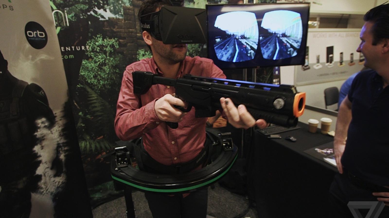 VR头盔面临滞销危机