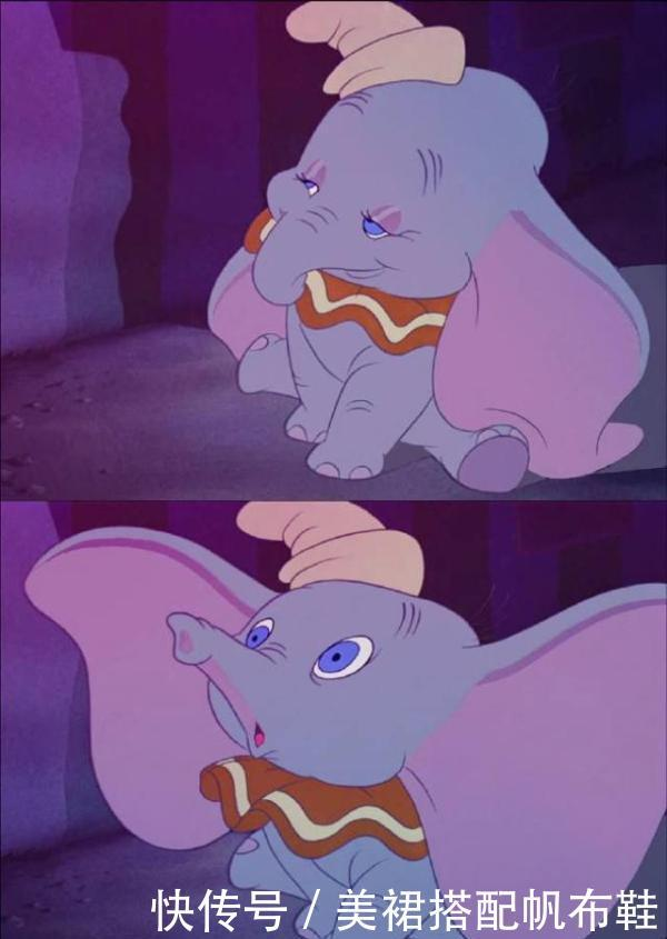 "<b>明星""通杀""的小飞象,甜美又可爱你怎能拒绝?</b>"
