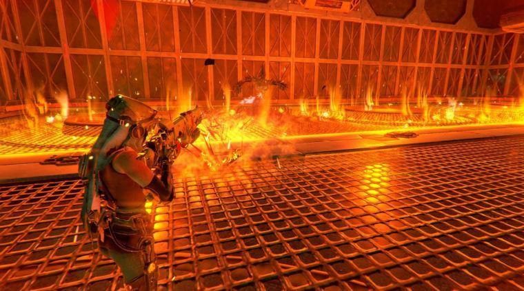 《核心重铸》评测:平台游戏辉煌时代的继承者