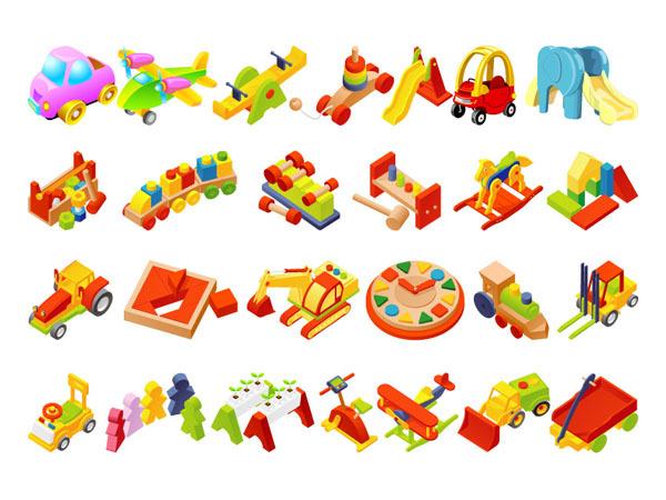 儿童玩具_360百科
