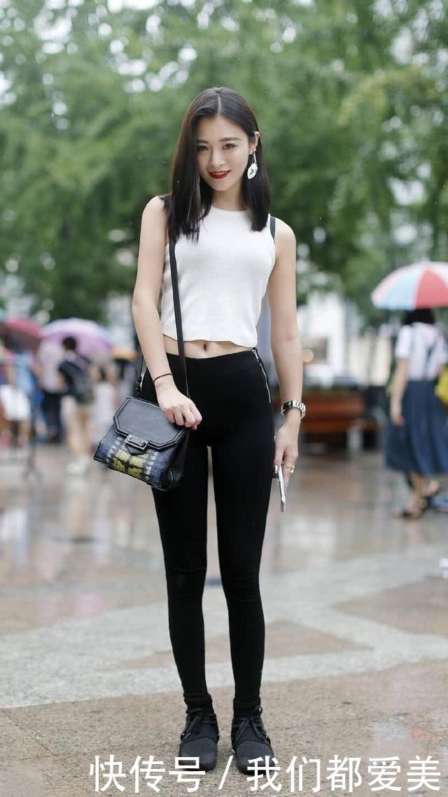 时尚女性网|时尚运动装简约时髦搭配,适合喜欢健身的女生出街户外休闲穿!