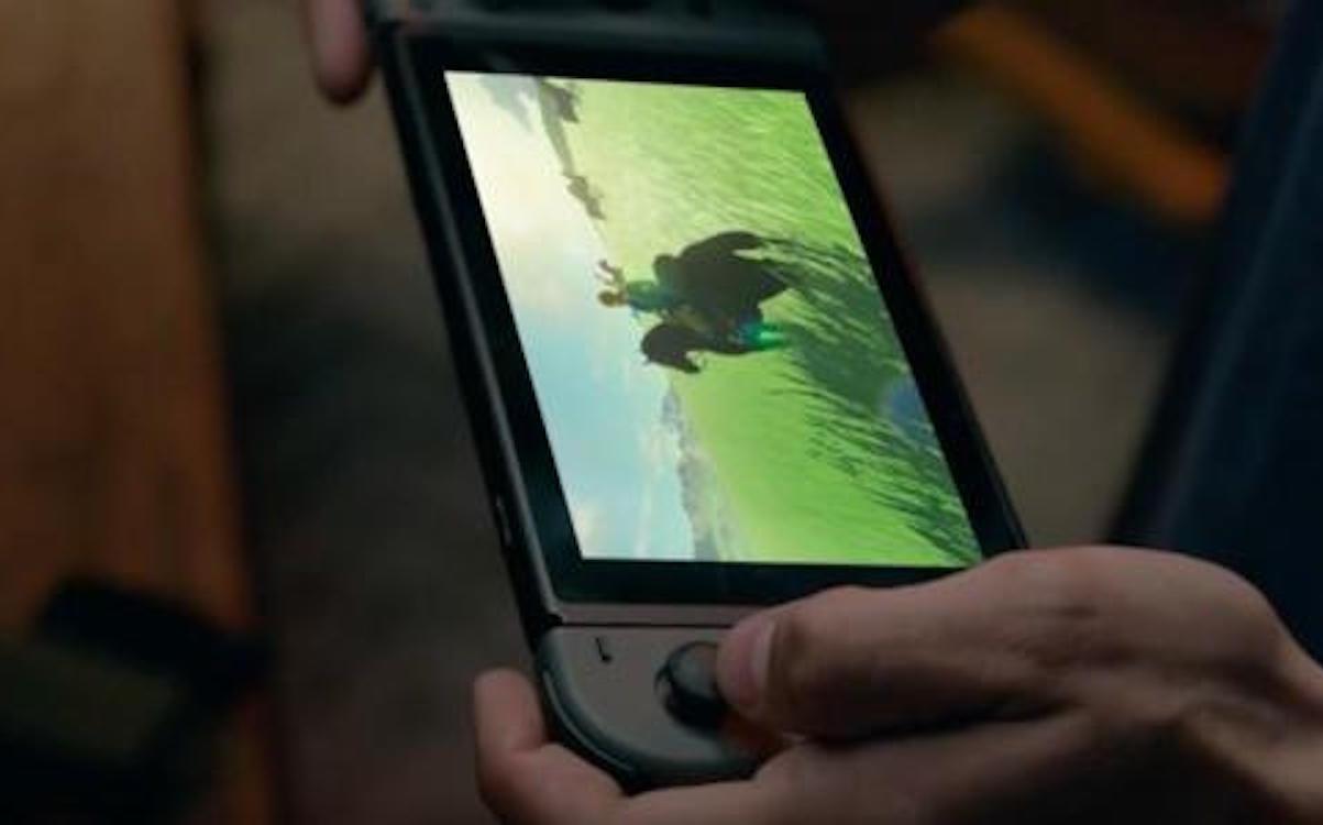 任天堂switch首发护航之作或被钦定为马里奥新作
