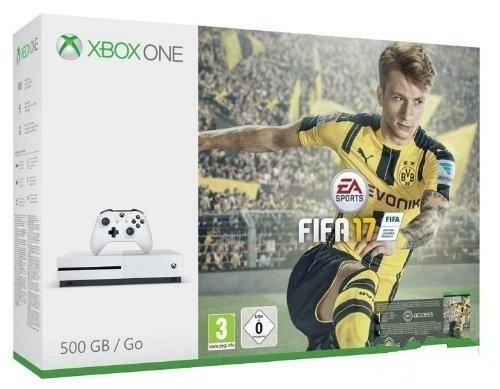 微软Xbox One S主机全面开售