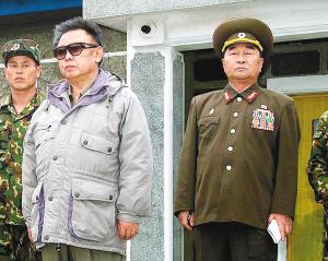 2012年任第一军团团长 2013年5月,张正男接替金格植任朝鲜人民武力