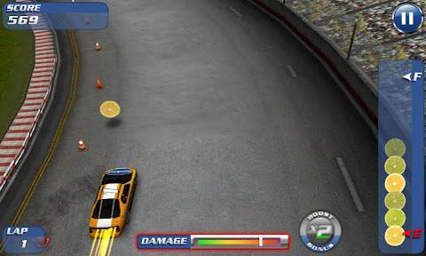 新骑士赛道 Sunkist Speedway截图3