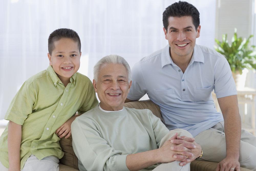 快乐的外国家庭 图片素材-生活人物-人物图库