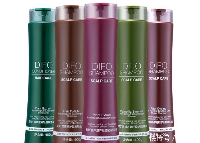 朋友们都在用的洗发水,预防脱发,温和且无刺激