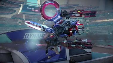 PSVR游戏《RIGS:机械化战斗联盟》确认支持PS4 Pro