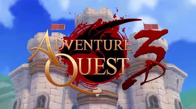跨平台MMORPG大作《AdventureQuest 3D》10月登陆