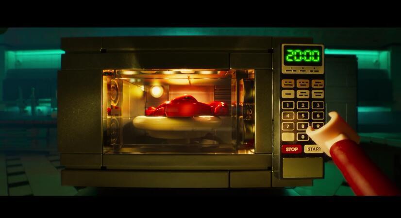 《乐高蝙蝠侠电影》首支预告曝光 2017年上映