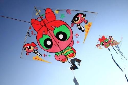 风筝平面设计图
