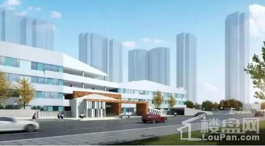 大理经开区满江小学项目开工建设,利好楼盘有?