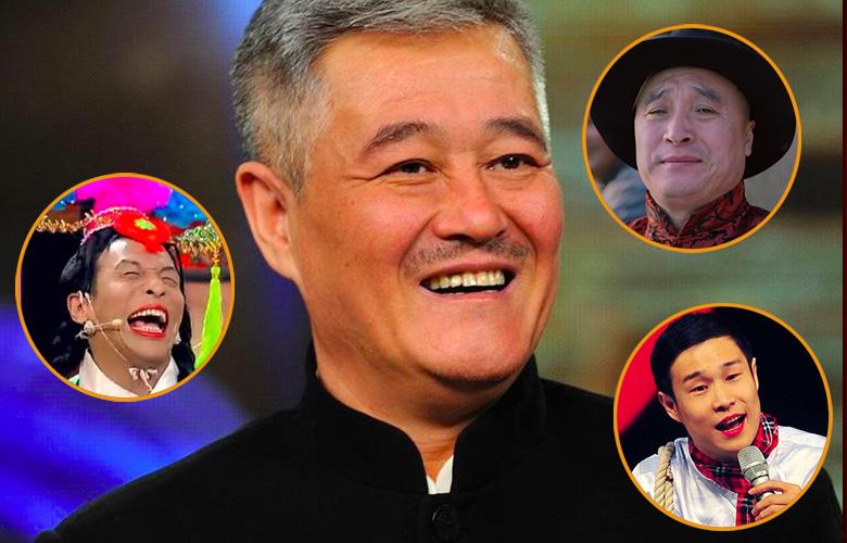 红不过小沈阳,特色不敌宋小宝,凭什么只有他能成为赵本山最宠爱弟子?