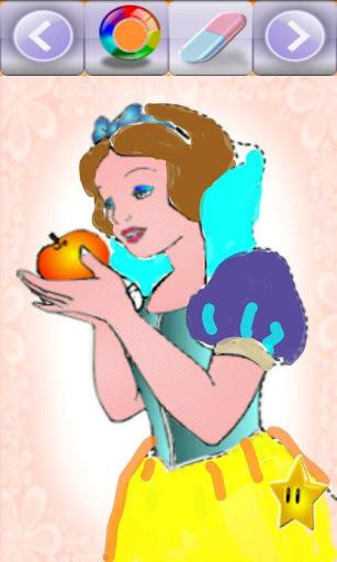 标签:儿童,小孩,手指画画,画画,图画,智趣,学习公主,颜色,手动能力