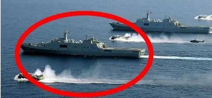 中国075型两栖攻击舰开建!搭载战机仅次于航母,美国视为最大威胁 - 挥斥方遒 - 挥斥方遒的博客