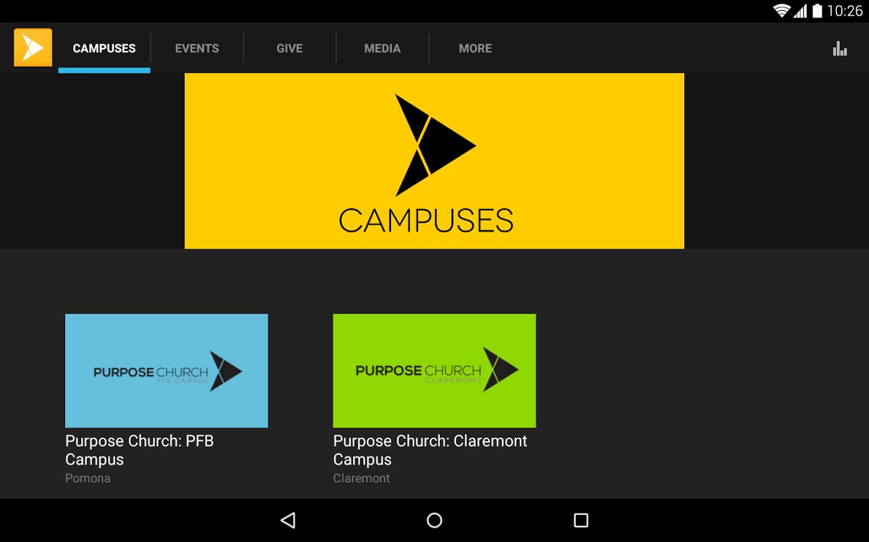 Purpose Church截图4