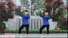 四月最火歌曲广场舞,32步步子舞《男朋友》