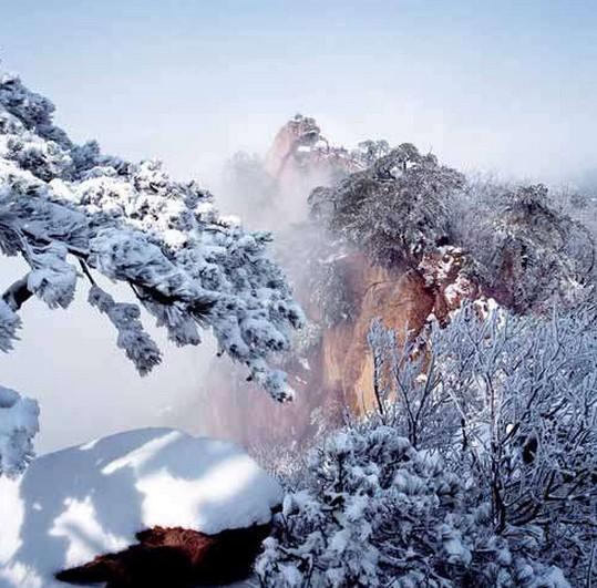 辽宁省鞍山市千山风景区