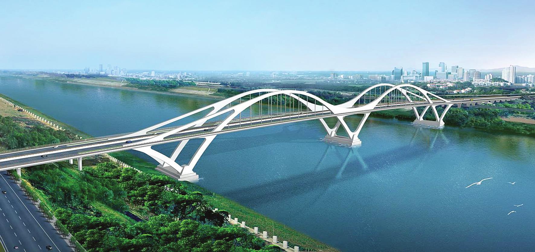 冯正霖:我国桥梁技术发展战略的思考 - 独上高楼 - 止于至善