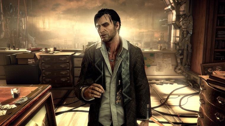 《杀出重围:人类分裂》游戏画面