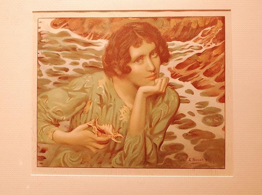 1898年时尚 欧洲大师经典版画展